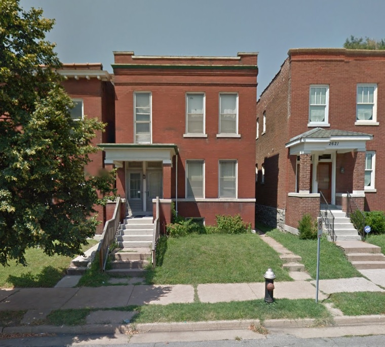 Fox Park Two-Family to See Rehab (2625 Armand)