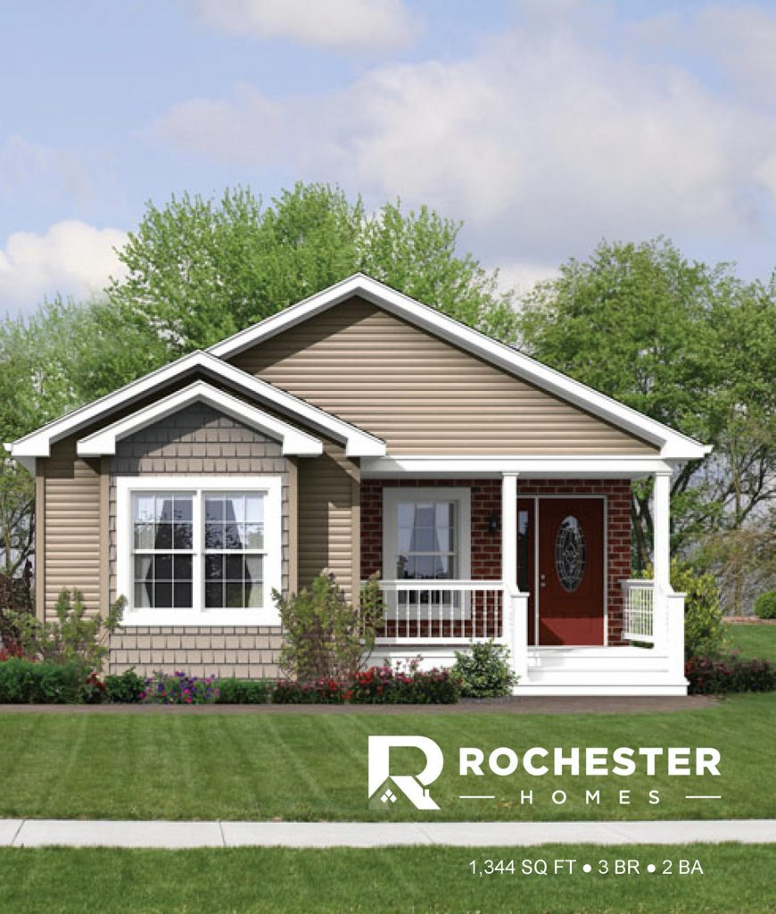 Modular Homes Planned For The Greater Ville