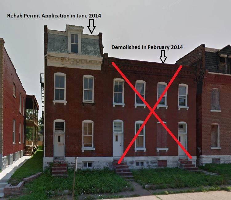 Vacant Benton Park Home to be Rehabbed (3318 Wisconsin)