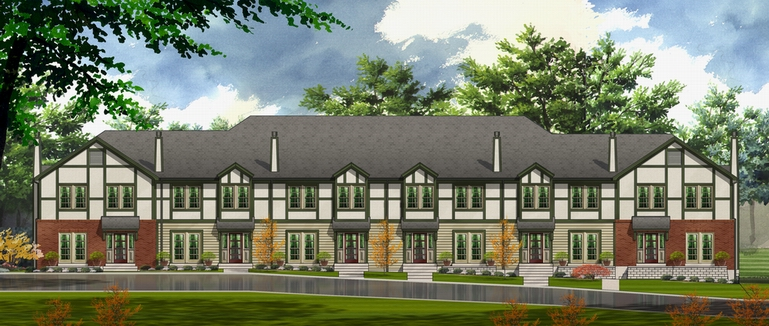 New Six-Unit Residential Structure to be Added to Compton Gate Condominiums Site (3606 Flad)
