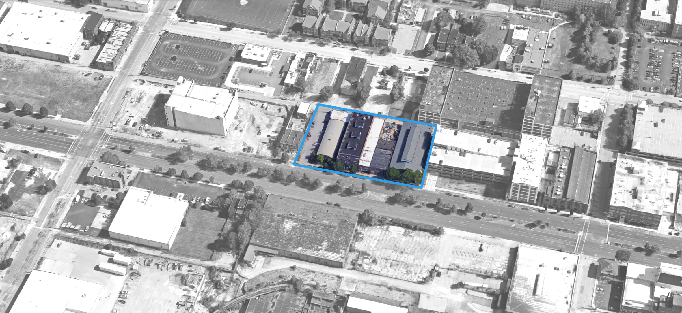 Habitat for Humanity to Put 1.5-Acre Midtown Property On the Market