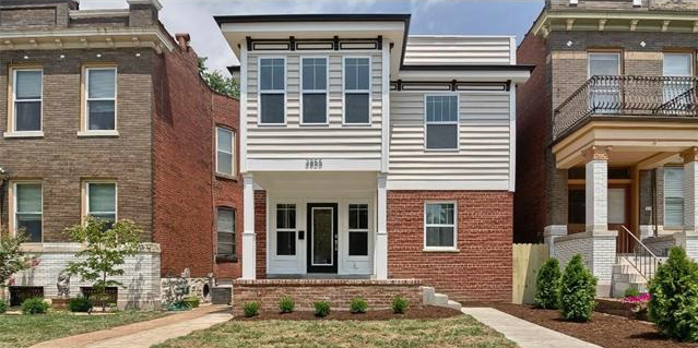 Tower Grove South Mid-Century Home Sees Transformation (3855 McDonald)