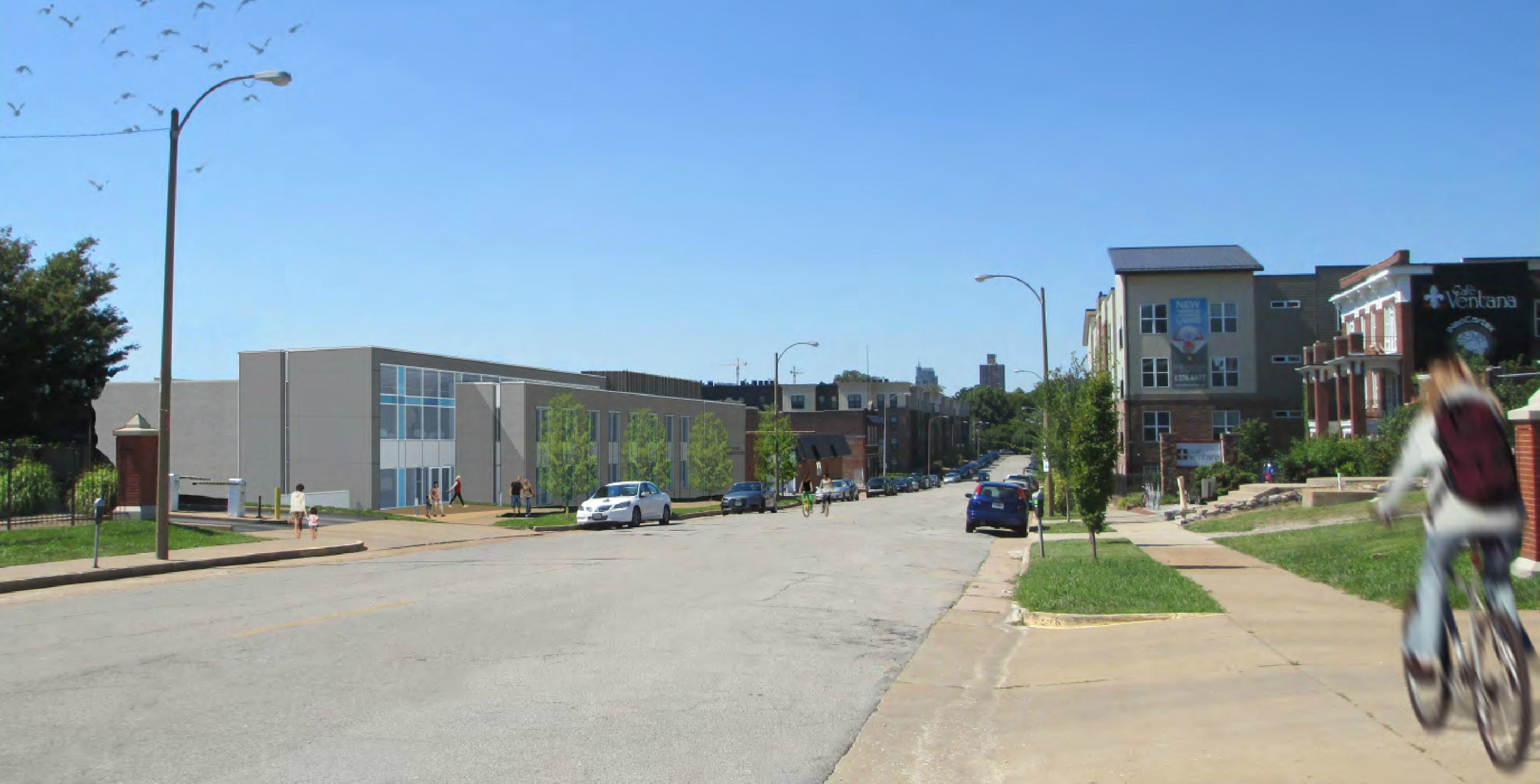 Jesuit Archive Facility Planned for 3920 West Pine in City's Central West End