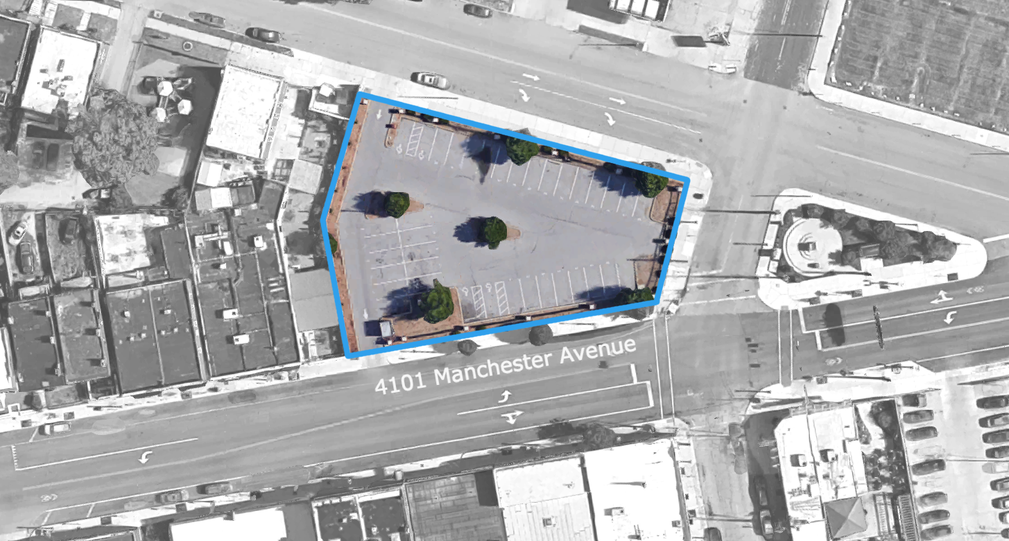 City Seeks Developer for Wedge Lot at Manchester-Chouteau in The Grove