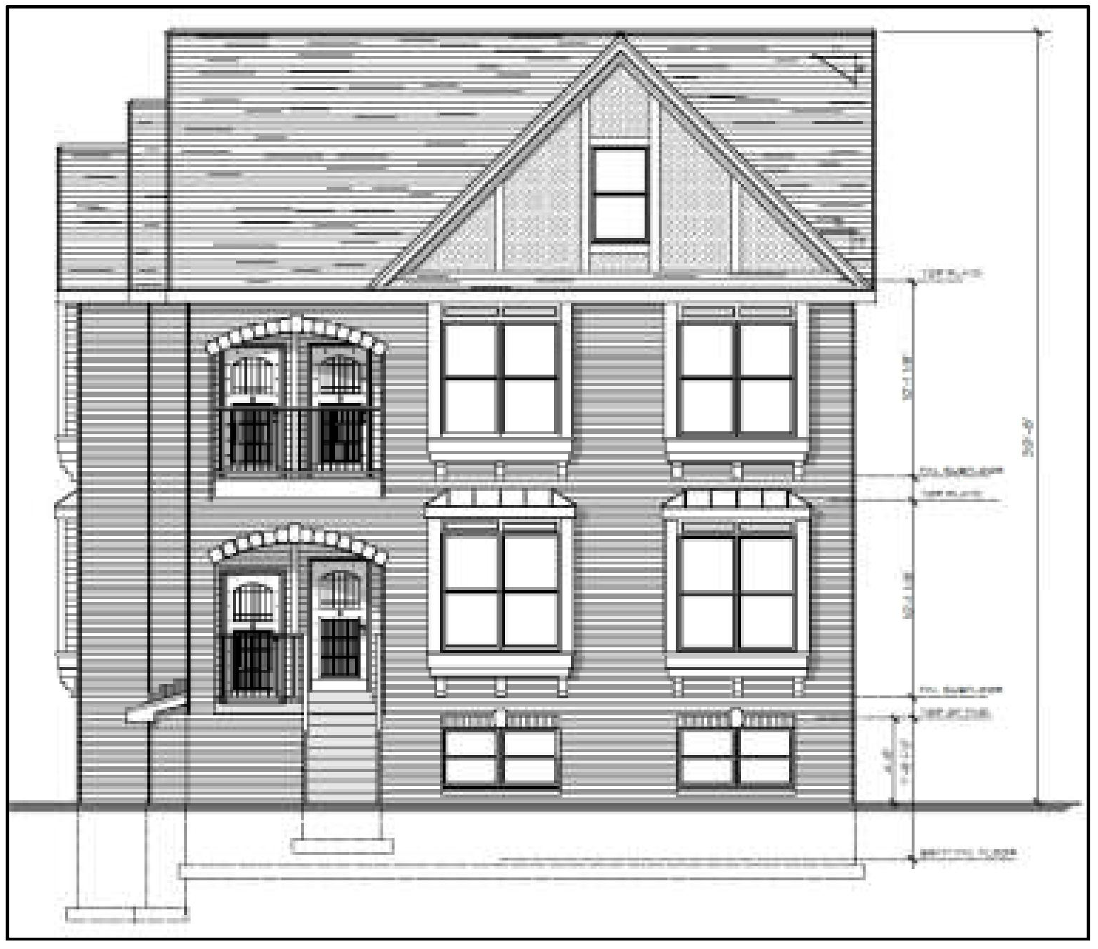 Two-Family Infill Approved for McPherson, Central West End