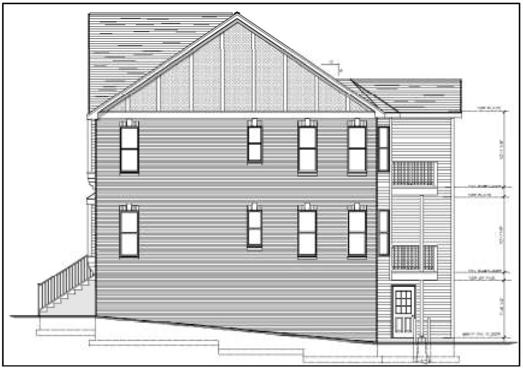 4300 McPherson west facade