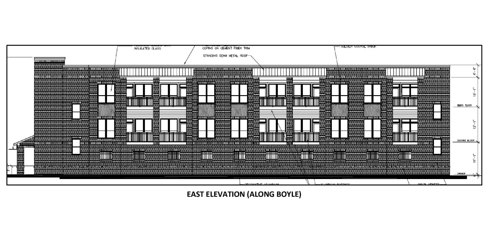 10-Unit Condo Building Proposed for Central West End