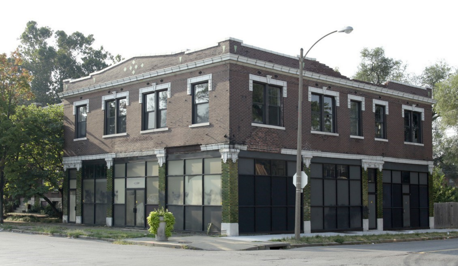 4398 Chouteau Gets Plan for Apartments, Lafser & Associates Office