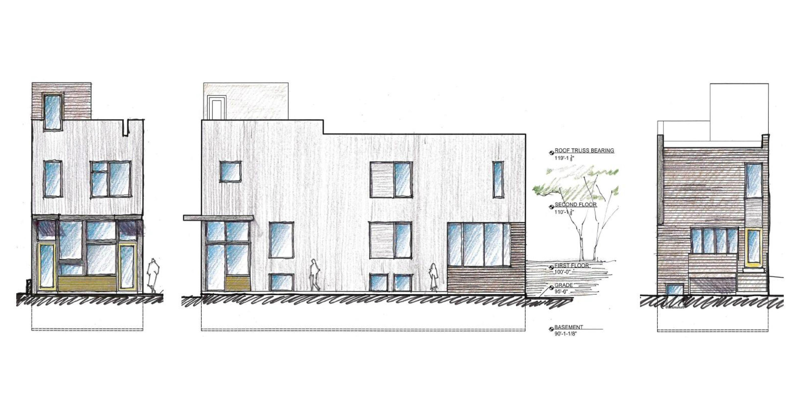 UIC Proposes Custom Residential Infill in The Grove, Seeks Tax Abatement