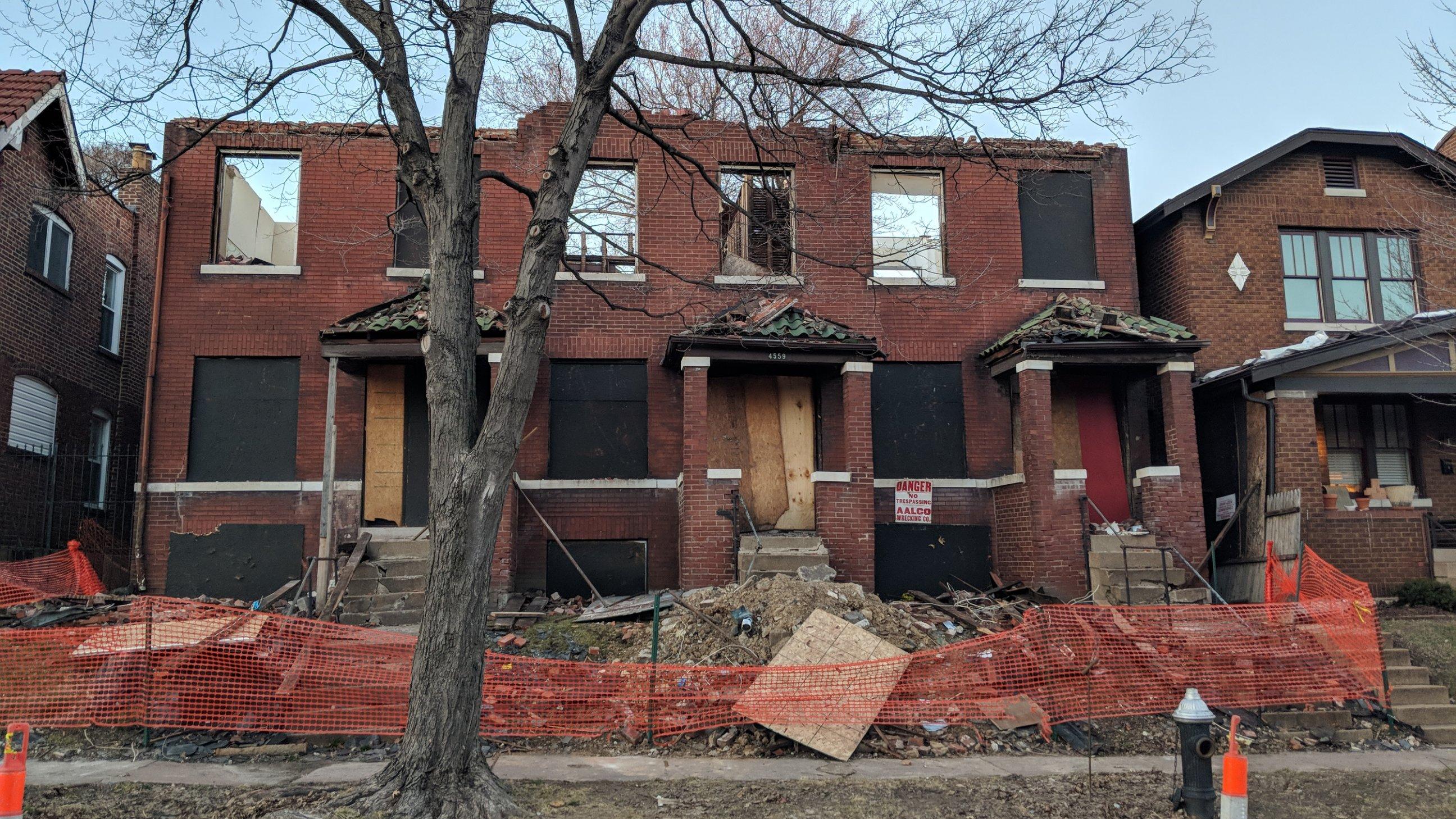 Drury's Demolition by Neglect in FPSE