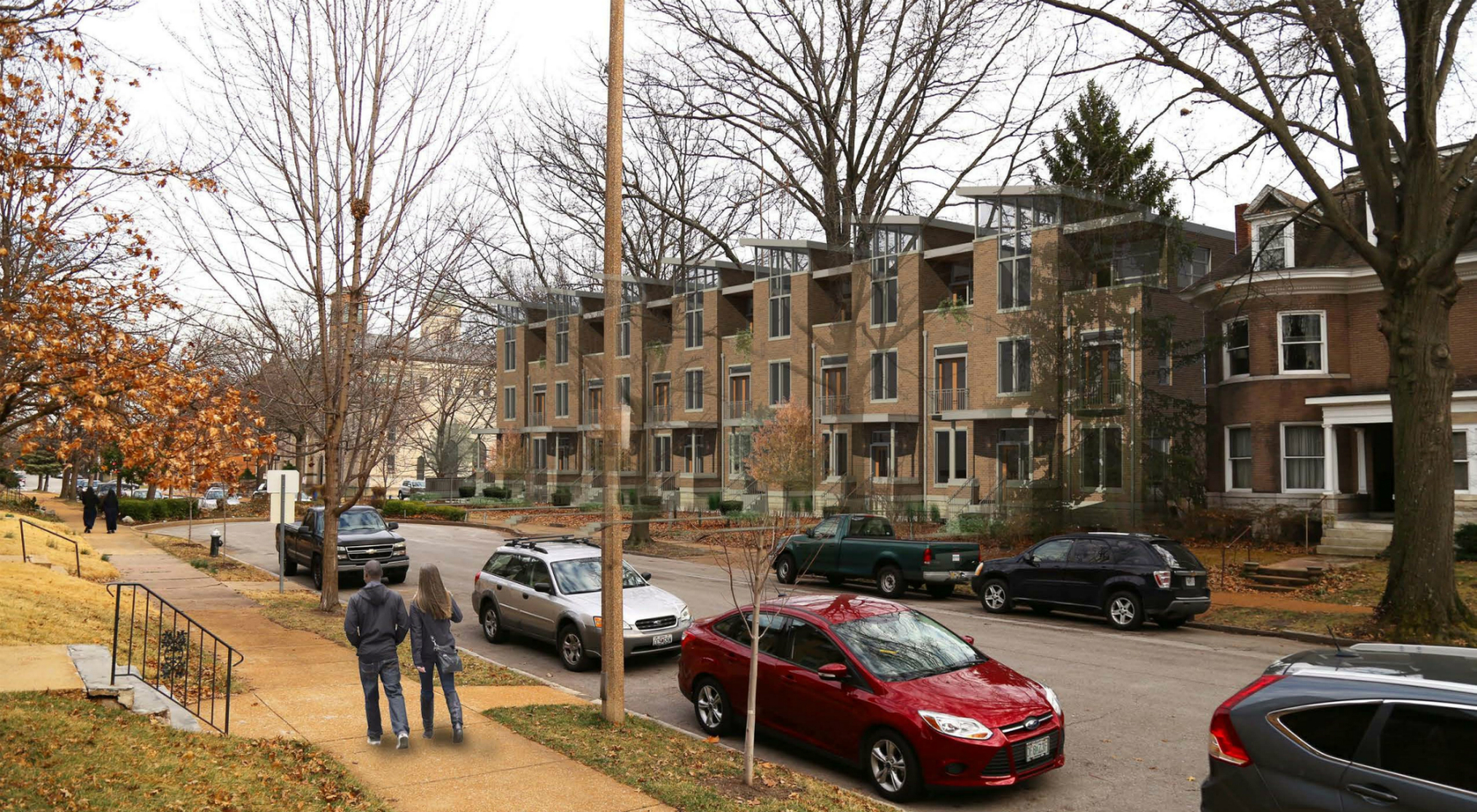 Revised Plans for Holy Corners Townhomes Still Short of CRO Endorsement