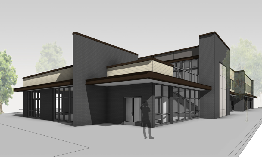 New Retail on Delmar in Maker District Marketed