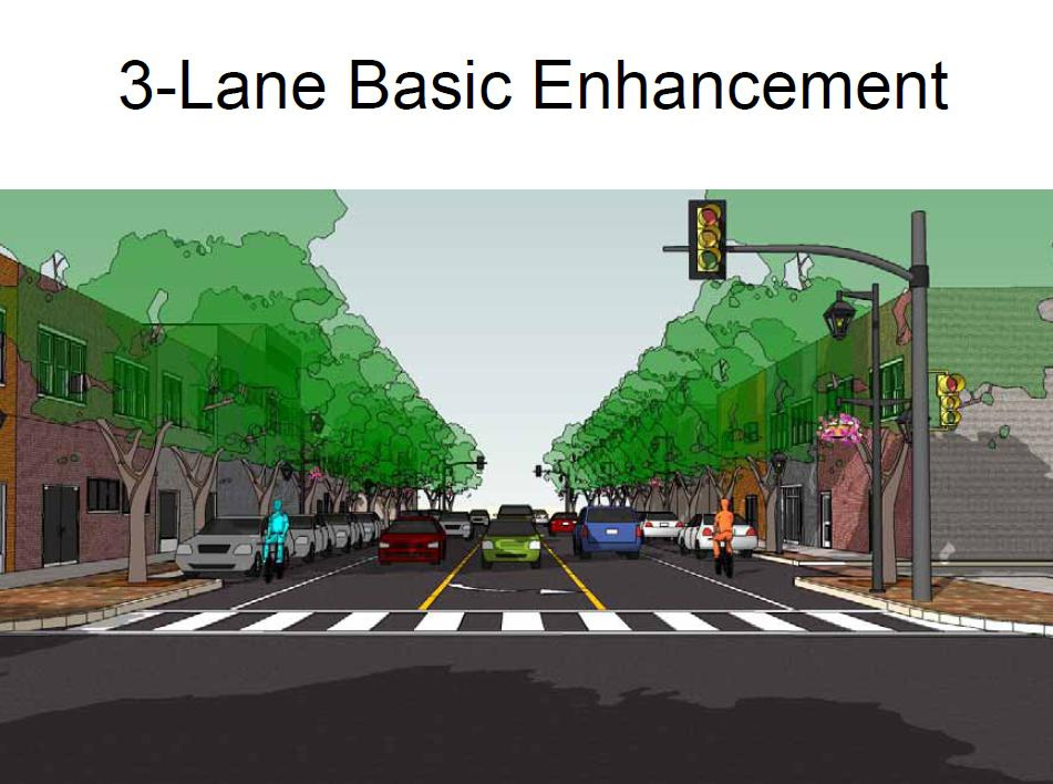 South Grand Explores Ideas to Go From Good to Great: traffic lane reductions possible