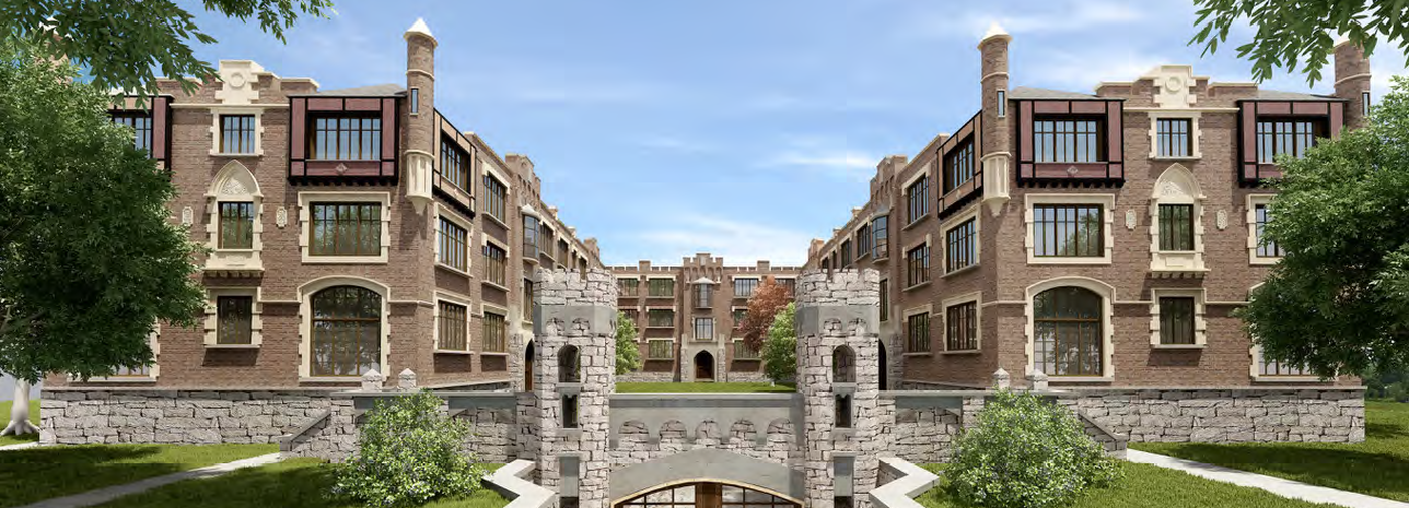 """Permit Application Submitted For Cabanne Place """"The Castle on Cabanne"""""""