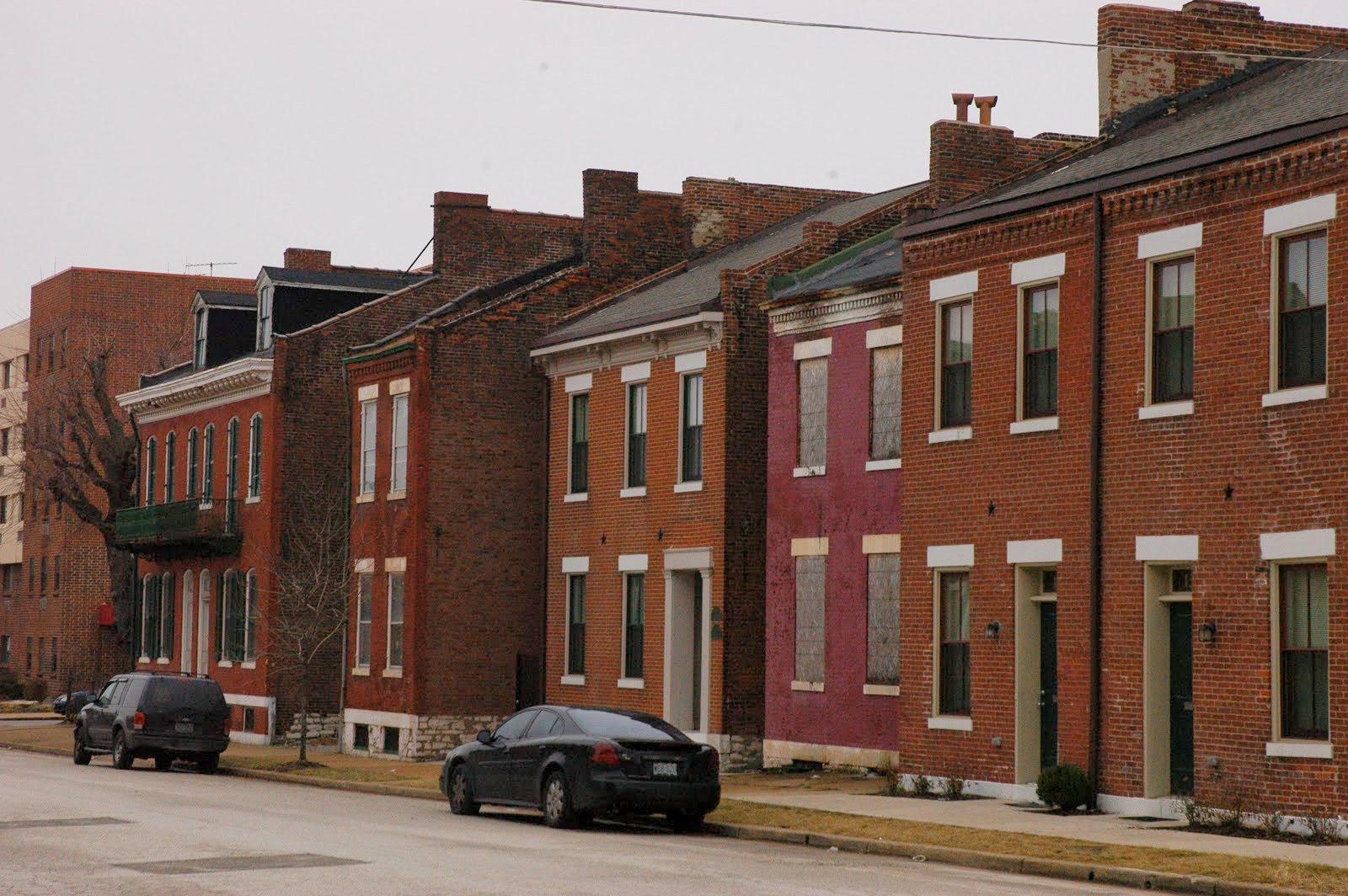 Old North neighborhood - STL