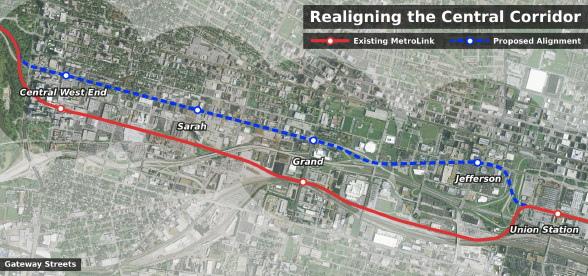 Realigning MetroLink to Better Serve St Louis NextSTL