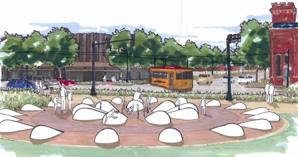 Delmar Loop Trolley