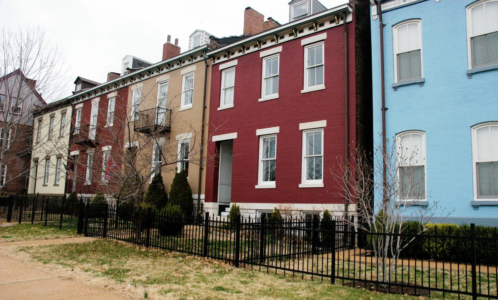 Lafayette Square neighborhood - STL