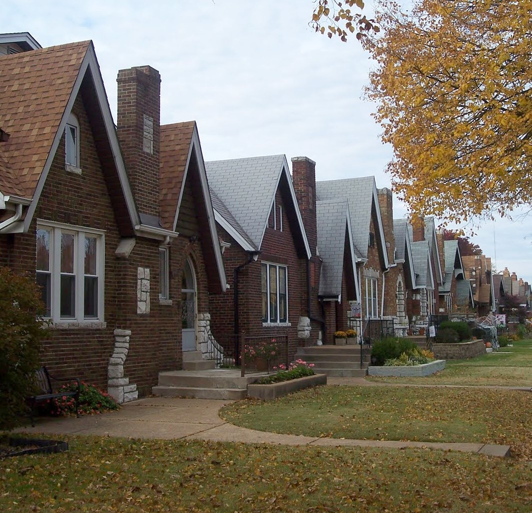 Princeton Heights neighborhood - STL