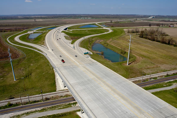 the Page Avenue Extension is one project that added significant capacity to St. Louis area roads