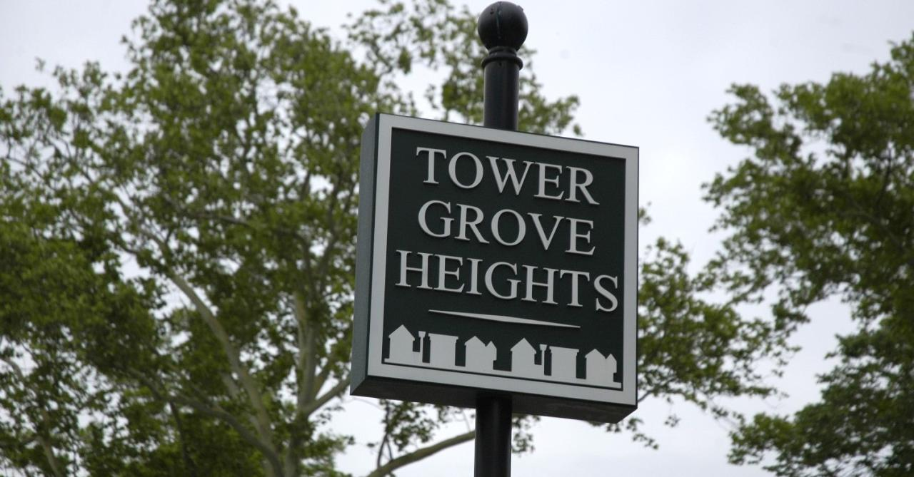 Tower Grove South neighborhood - STL