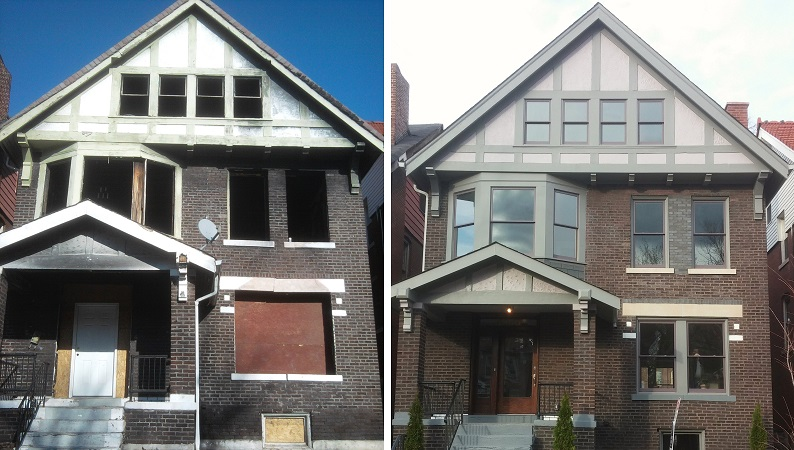 5859 DeGiverville Before and After Small