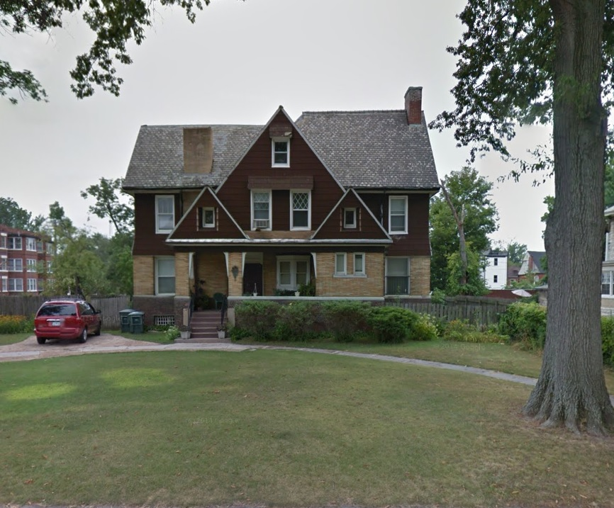 West End Mansion to See Rehab (5900 West Cabanne Place)