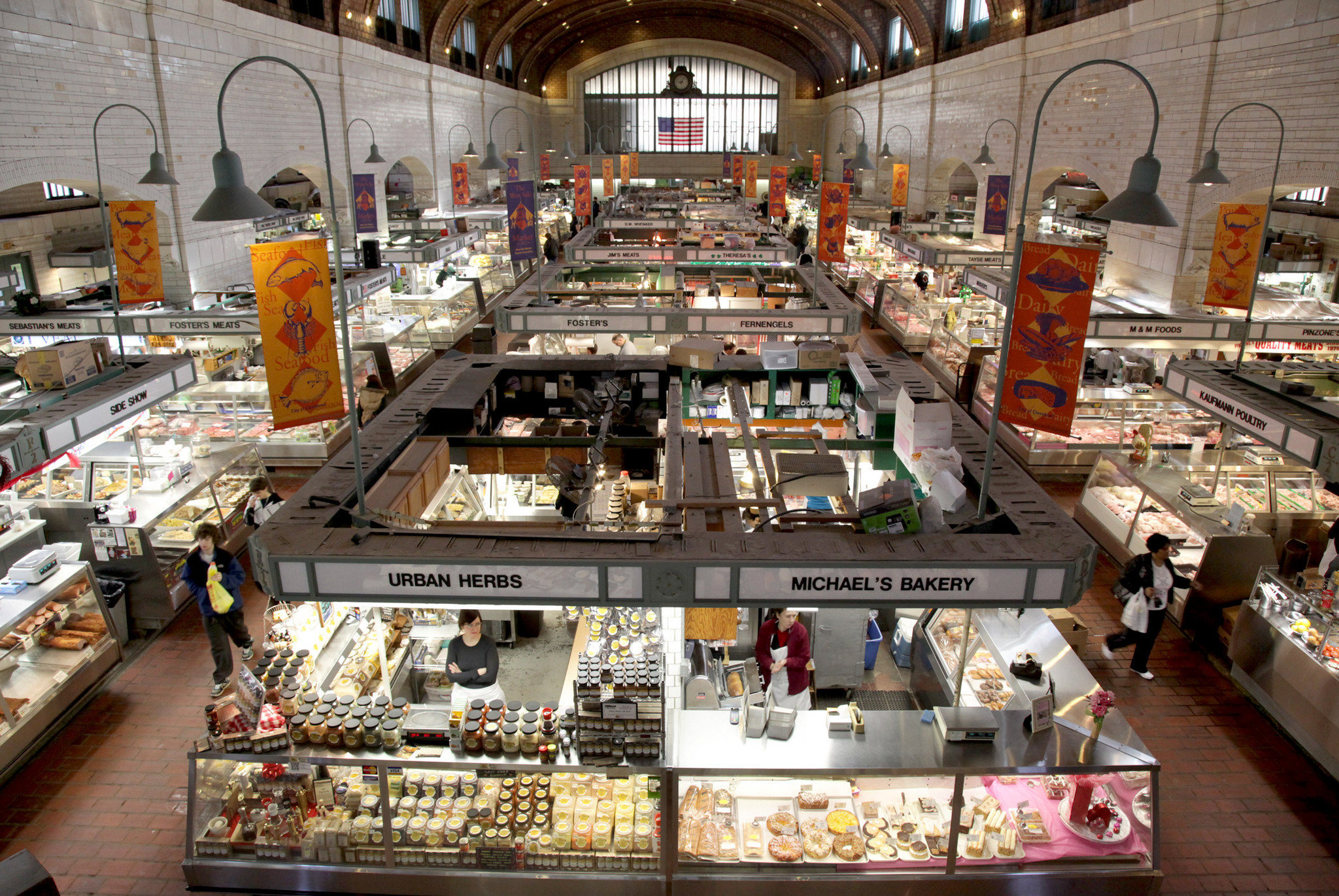 West Side Market - Cleveland