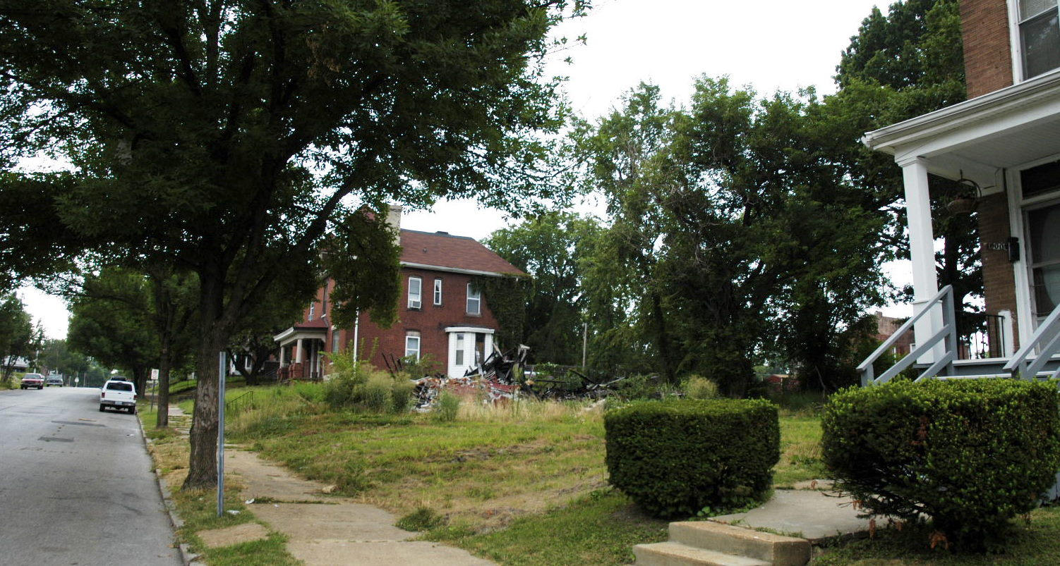 Greater Ville neighborhood - STL