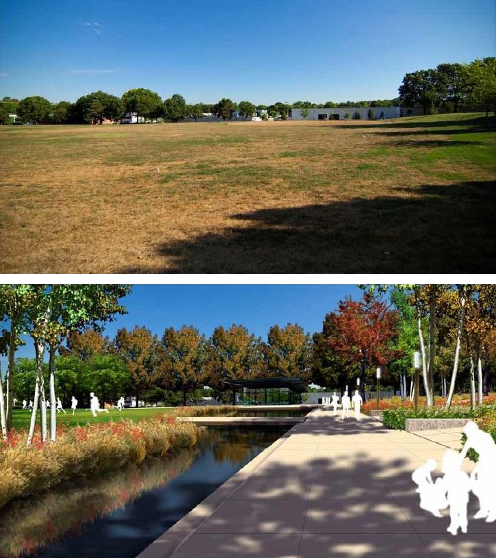 metcalf park now and future