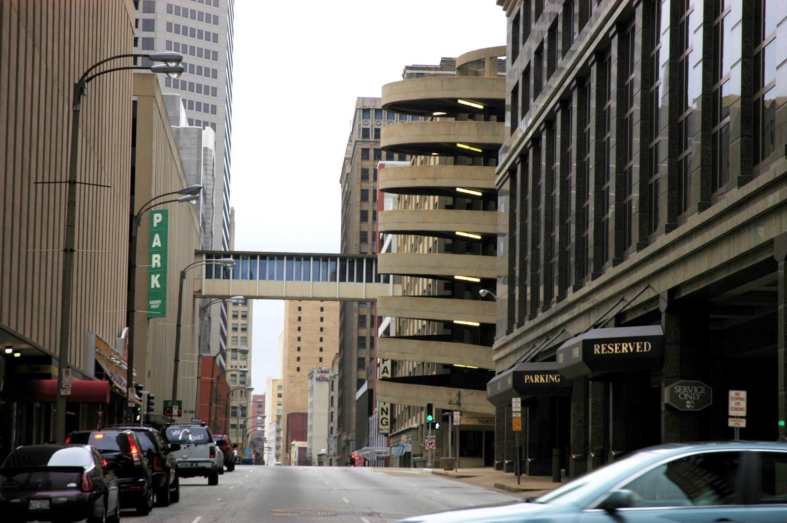 Downtown neighborhood - STL