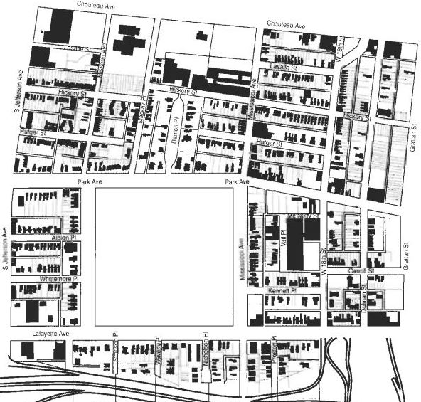 Lafayette Square neighborhood plan - St. Louis