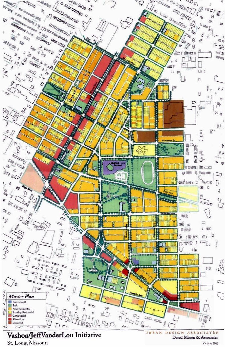 JeffVanderLou neighborhood plan - St. Louis