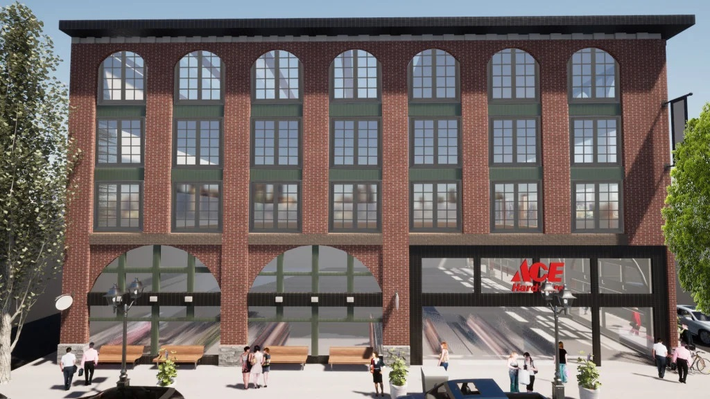 What Should Be: Hardware and Apartments at Delmar and Goodfellow
