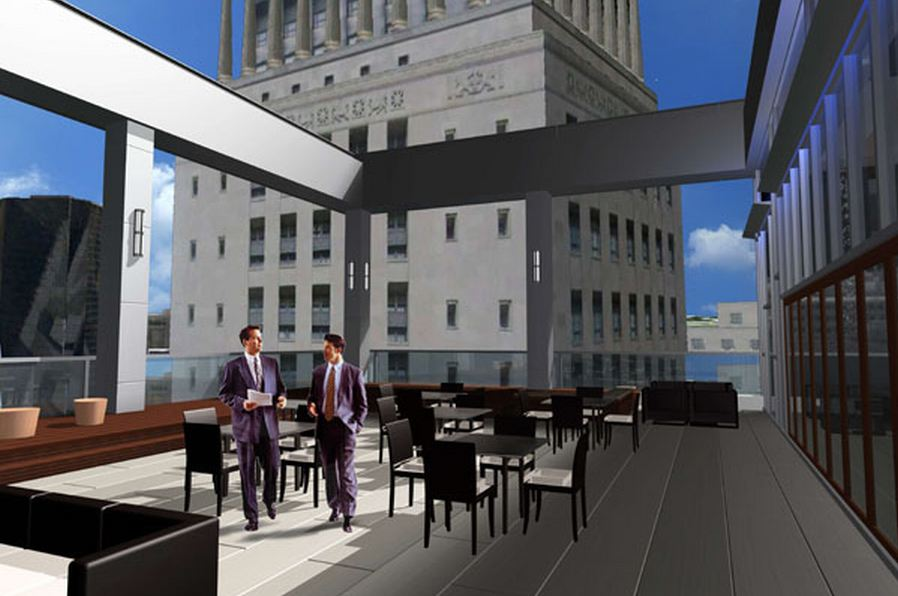 St. Louis University Law School move and renovation - downtown STL