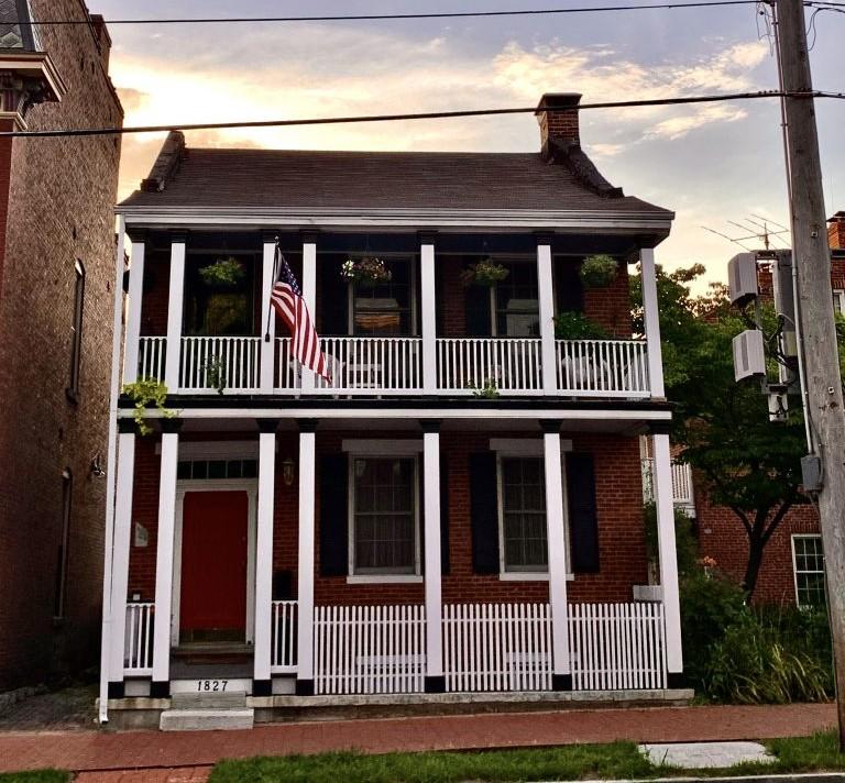 The Importance of Preserving Pre-Civil War Era Architecture in St. Louis