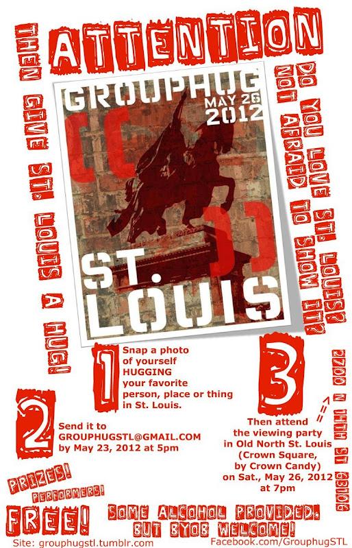 Group Hug St. Louis 2012