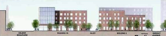 WU residential/retail Loop infill