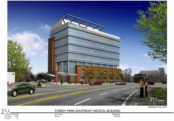 Forest Park Southeast neighborhood - St. Louis, MO - K2 Commerical Group development plan