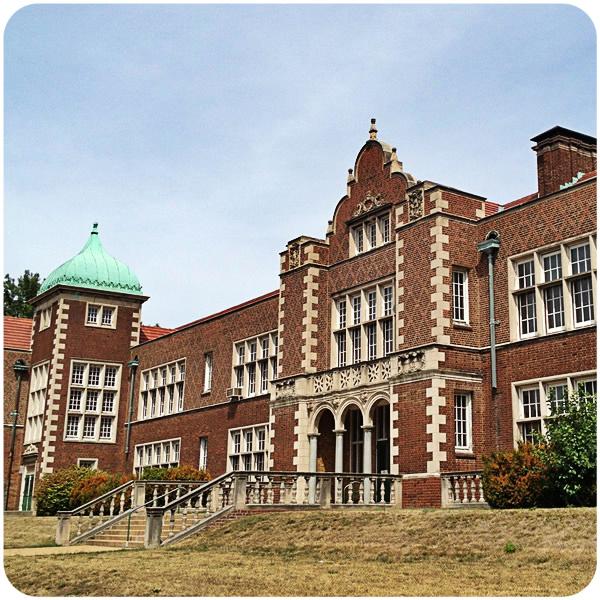 The St Louis Schools Of William B Ittner Nextstl