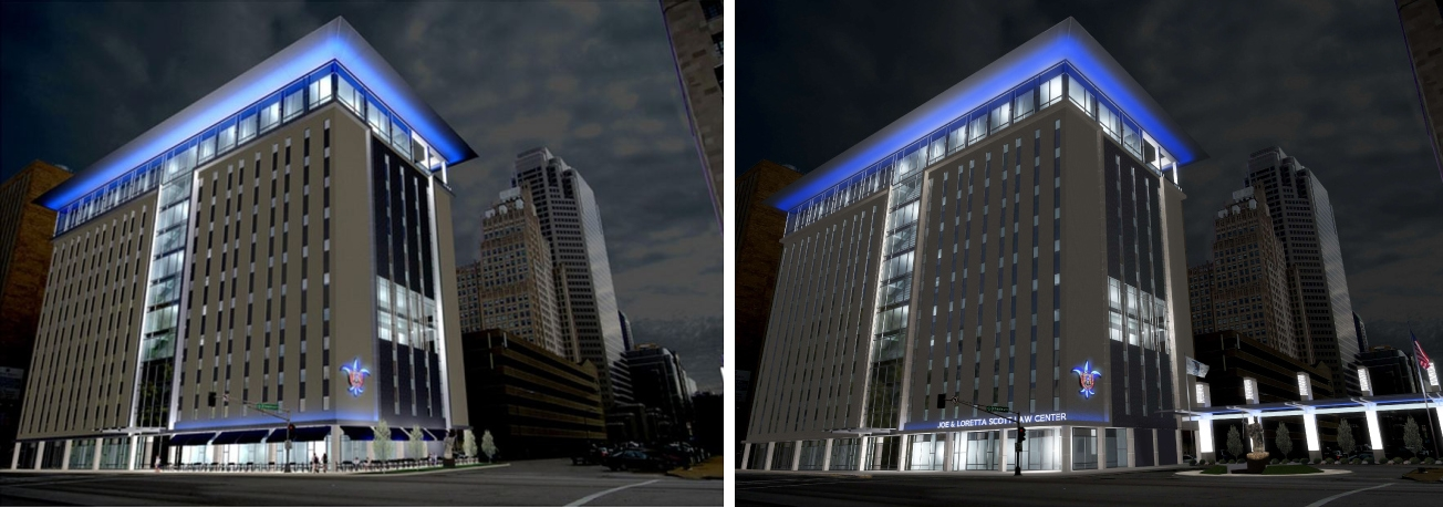 SLU Law before_after_Chestnut_renderings
