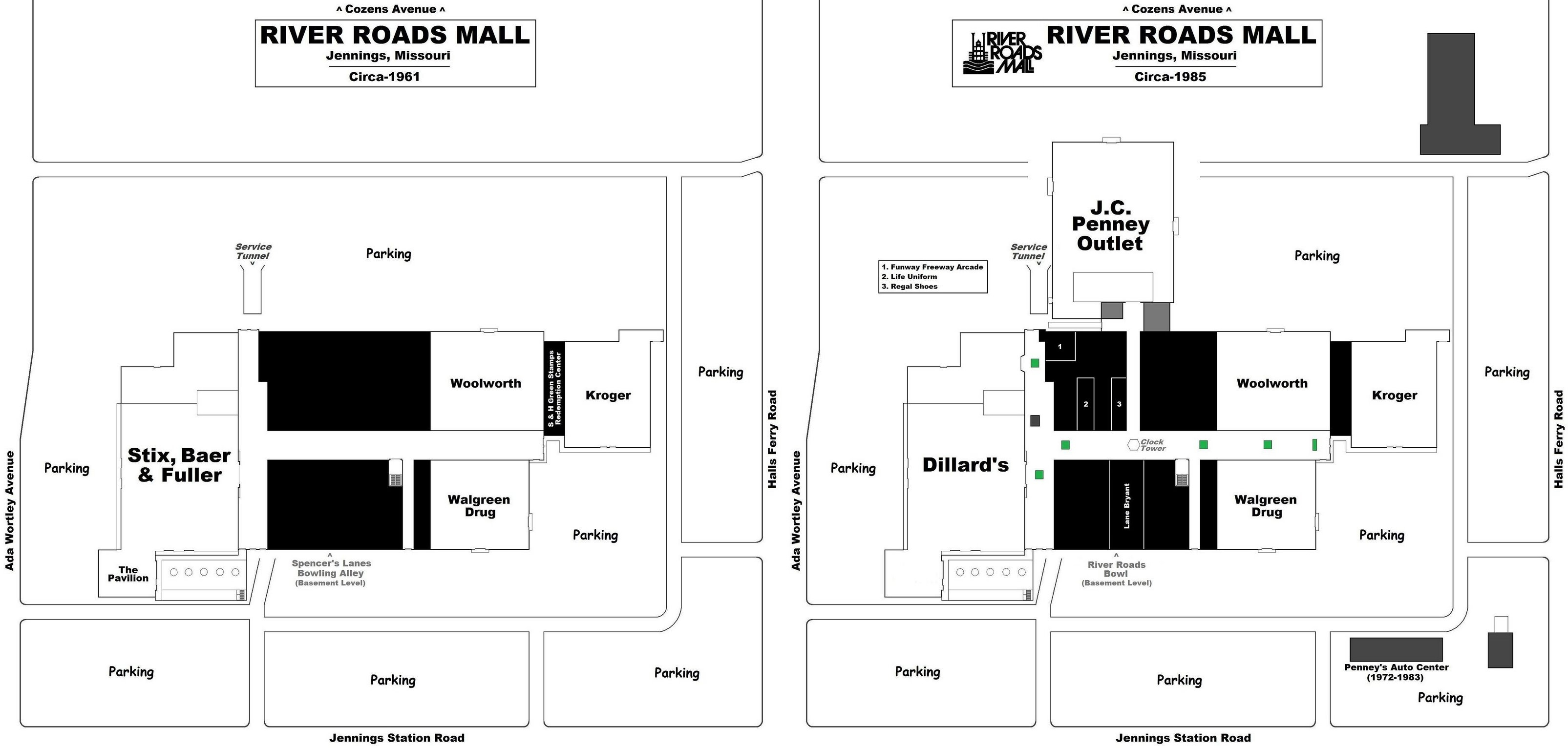 Mall Hall of Fame_River Roads