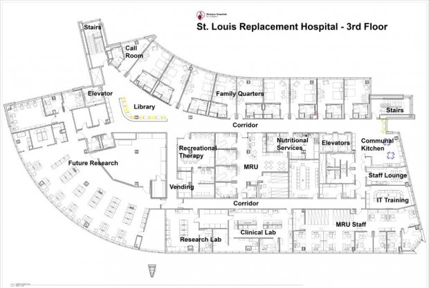Shriners CWE - floorplan