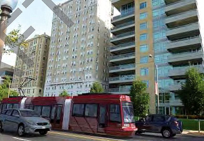 Lindell streetcar