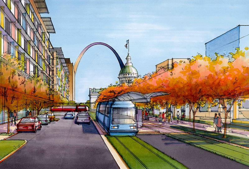 St. Louis City Produces $235M Project List for Possible Sales Tax Revenue