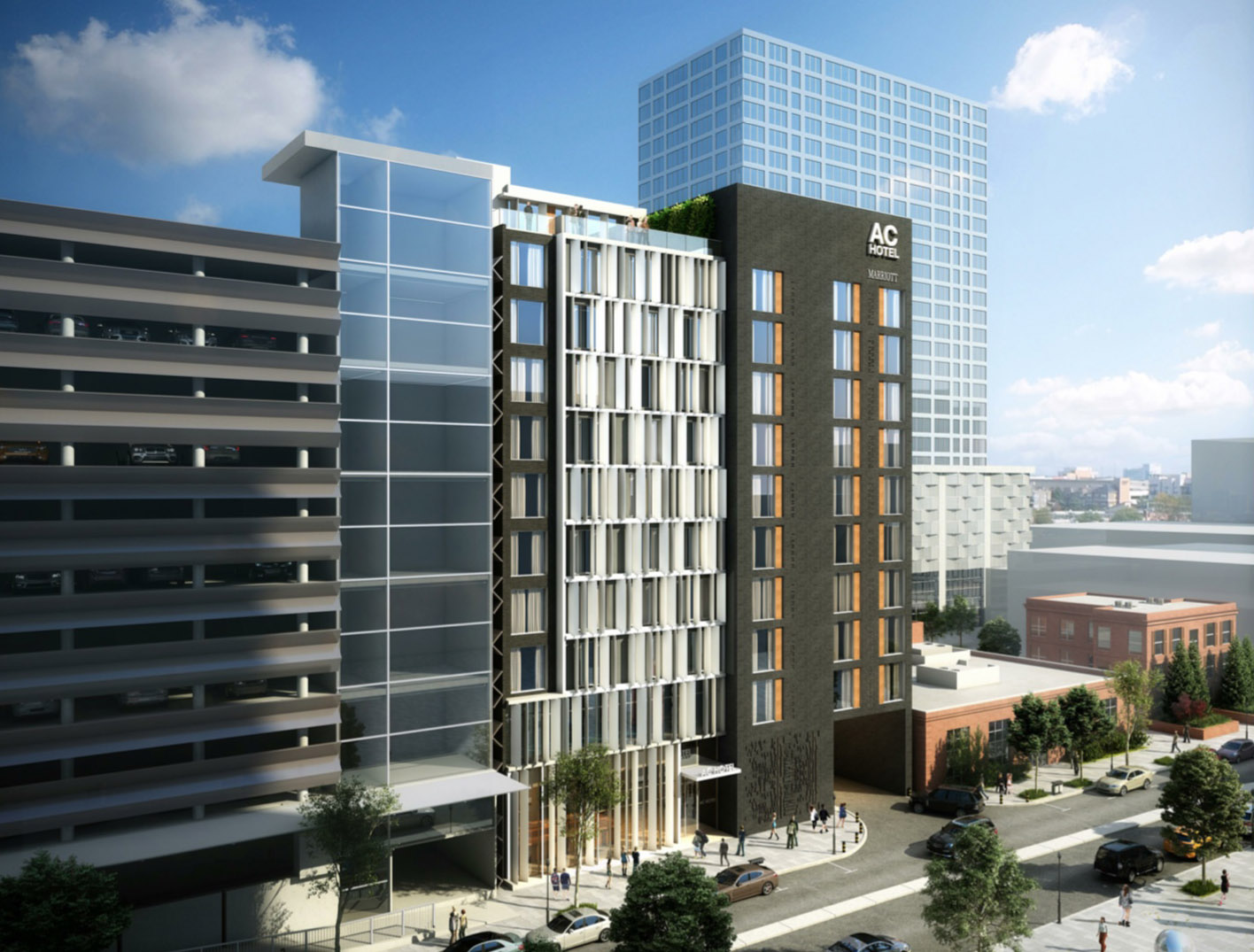 AC Hotel by Marriott in Clayton moves forward