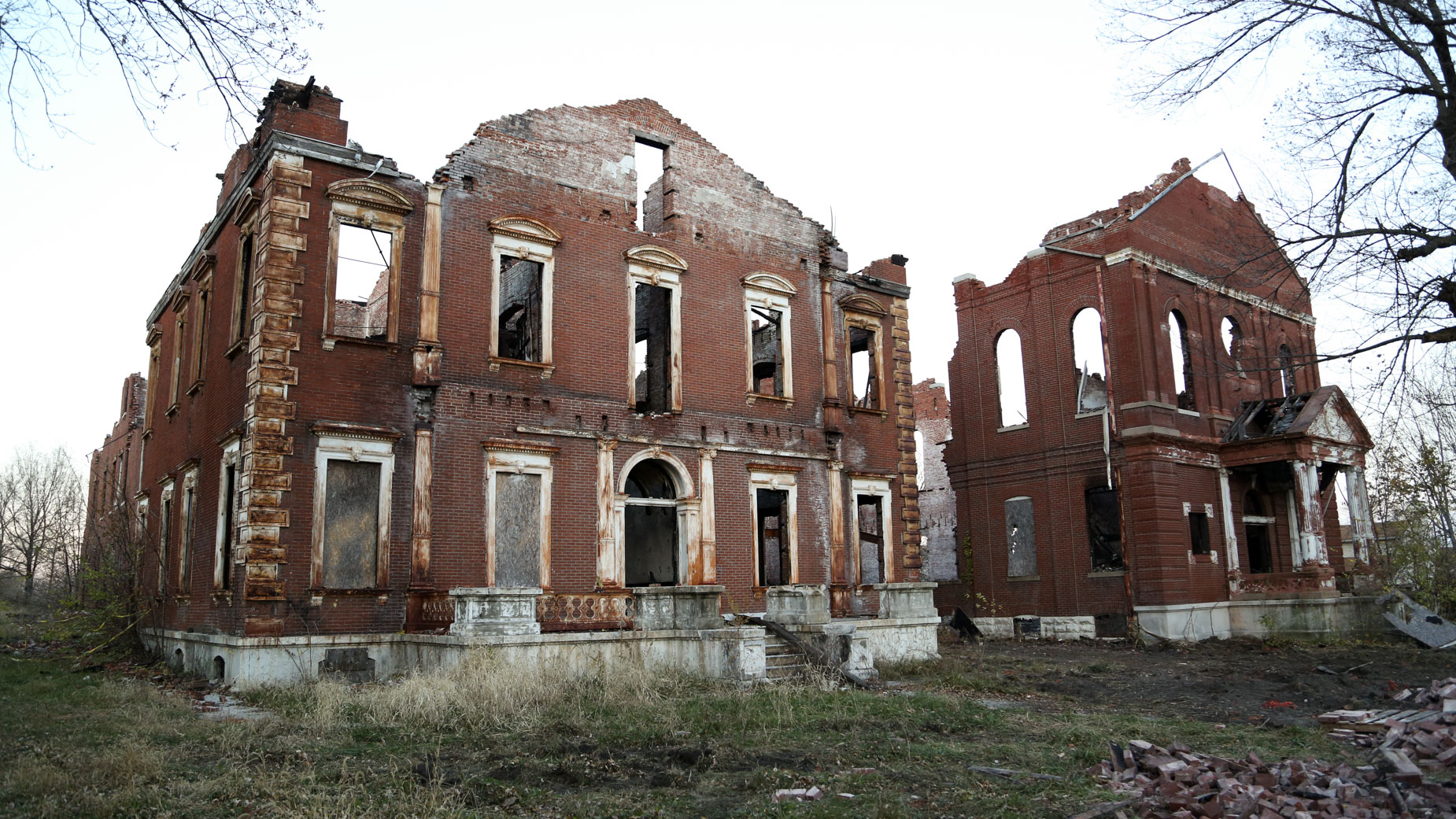 A New Kind of Monument: The Clemens House Ruin