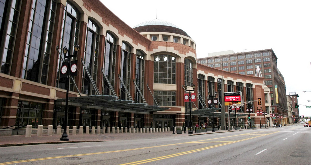 Expand Or Wither Convention Center Report Tells St. Louis
