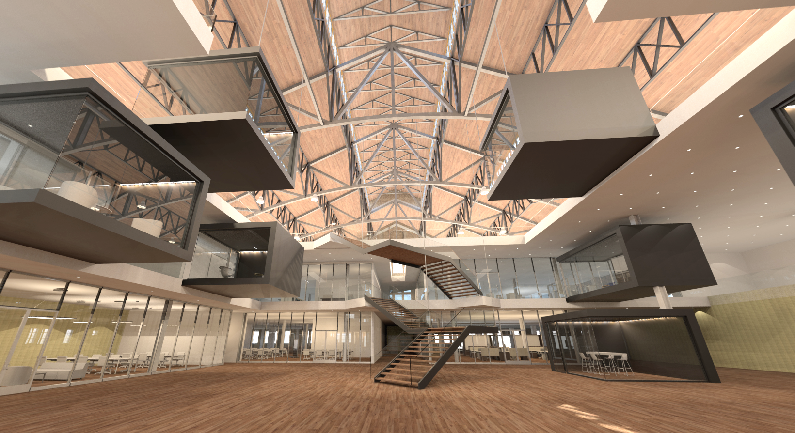 New Renderings of Armory District Show Off Plans by Green Street