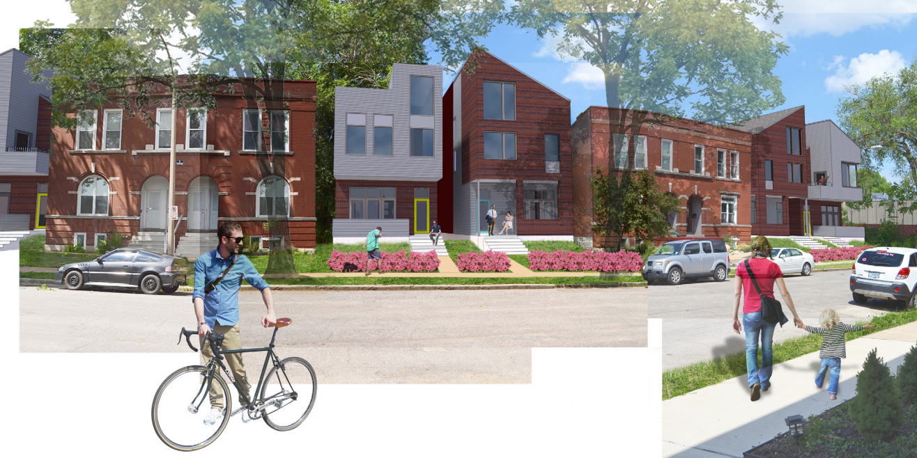 UIC Set to Break Ground on Contemporary Homes in The Grove
